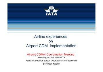Session 2_4 IATA - Airport Collaborative Decision Making