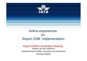 Session 2_4 IATA - Airport Collaborative Decision Making