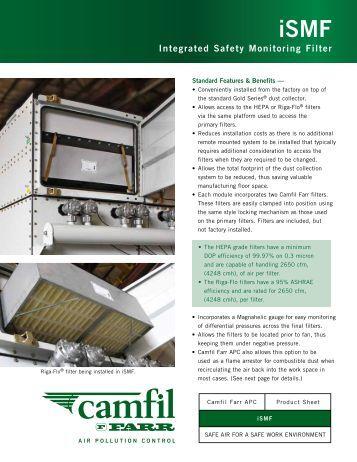 camfil farr gold series manual