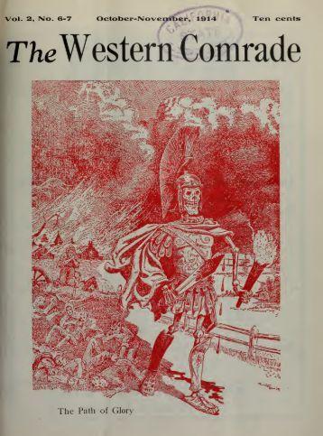 The Western Comrade, v. 2, no. 6/7 - Marxist History.org