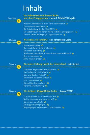 Download Inhaltsverzeichnis - Gabal Verlag