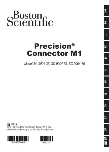 Precision® Connector M1