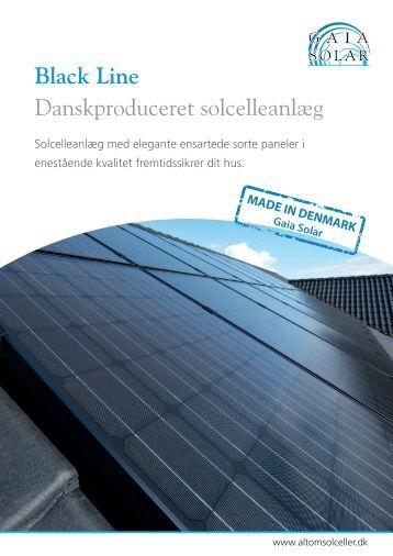 Hent produktbeskrivelse - Alt om solceller