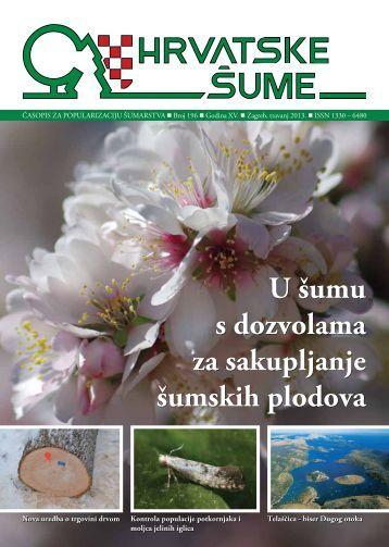 U šumu s dozvolama za sakupljanje šumskih plodova - Hrvatske šume