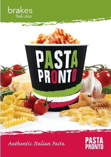 Authentic Italian Pasta - Brakes