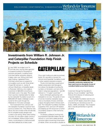 Jan/Feb 2010 - Ducks Unlimited