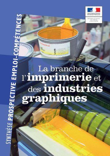 La branche de l'imprimerie et des industries graphiques - Portail des ...