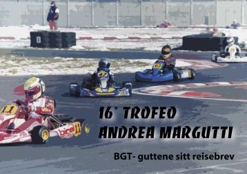 16° Trofeo Andrea Margutti - Norsk Karting