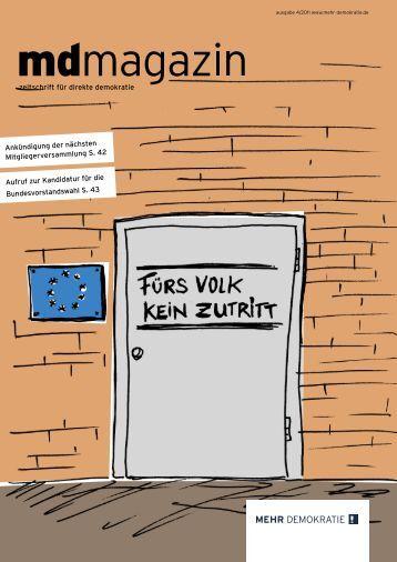 Herunterladen - Mehr Demokratie in NRW - Mehr Demokratie eV