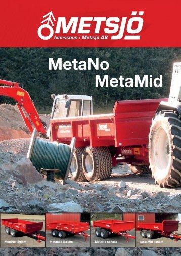 MetaNo och MetaMid.indd - Ivarssons i Metsjö