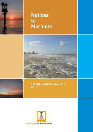 Notices to Mariners - Vlaamse Hydrografie