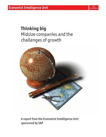 Thinking big Midsize companies and the challenges ... - BearingPoint