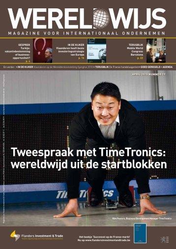 in de kijker - Flanders Investment & Trade