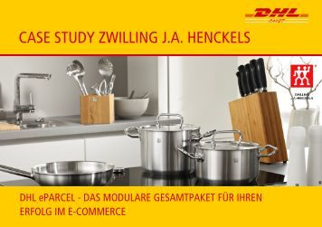 case study on dhl The largest share of this growing market is handled by international express  carrier, dhl this case study therefore sets out to chart how dhl worldwide.