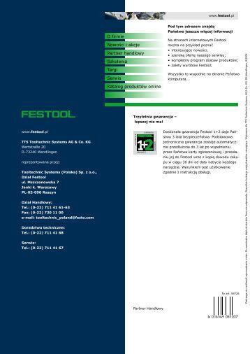 Pobierz - Festool
