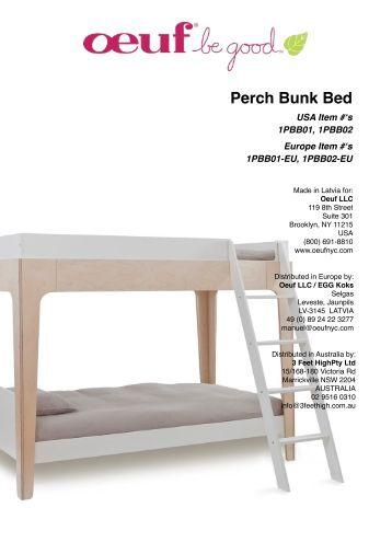 Notice de montage lit b b robin oeuf file dans ta chambre - Montage lit superpose ...