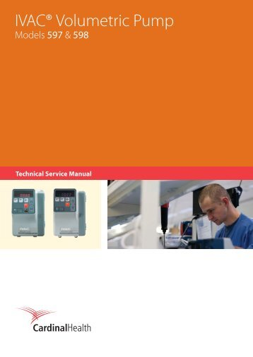 IVAC® Volumetric Pump - Frank's Hospital Workshop