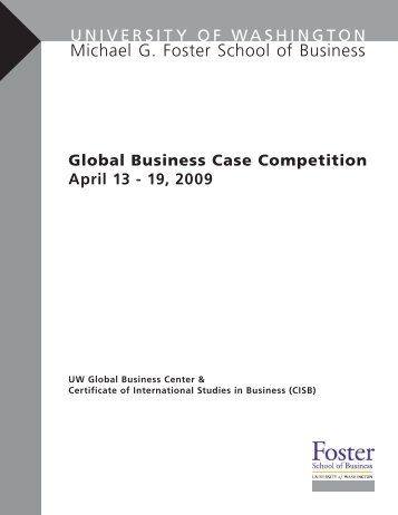 Global Social Venture Competition for Entrepreneurs ($50,000 + Mentoring)