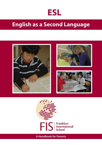 English As The Second Language Essay