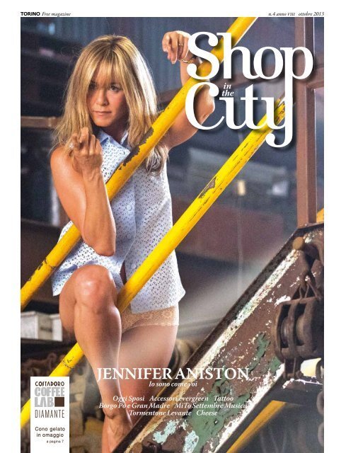 Shop in the City