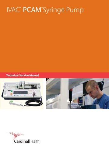 IVAC® PCAM®Syringe Pump - Frank's Hospital Workshop