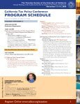 2009 California Tax Policy Conference - California Franchise Tax ... - Page 5