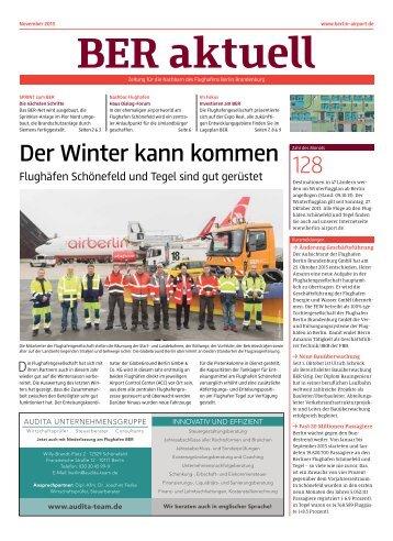 BER aktuell 11/2013
