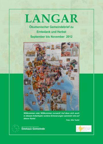 Ökum. Gemeindebrief (Nr.12, September - November 2012)
