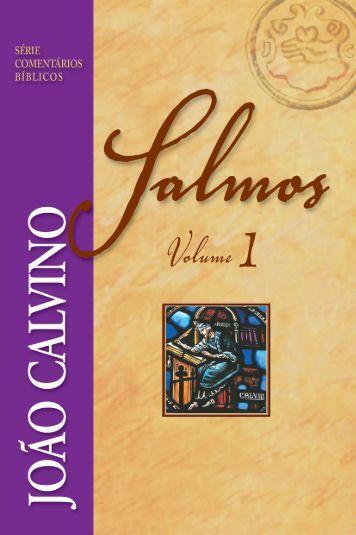 Comentário de Salmos - Vol. 1