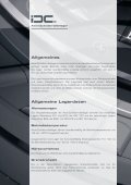 Axial-Zylinderrollenlager Cylindrical Roller Thrust Bearings - Page 4