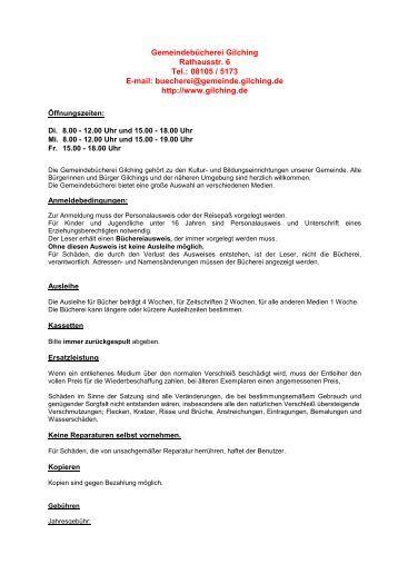 download - Gemeinde Gilching