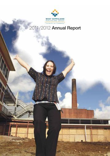 Annual Report 2011/12 - GHA Central