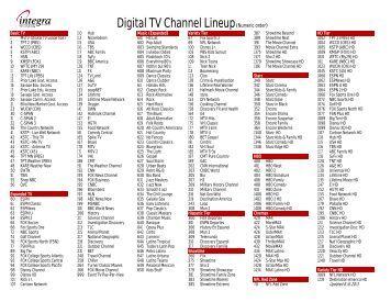 Verizon Fios Channel Lineup Rhode Island