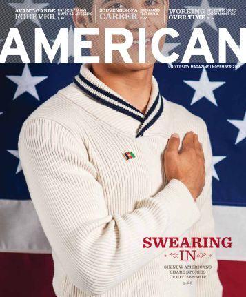 American Magazine, Nov. 2013