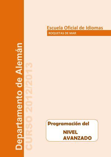 1 free magazines from eoiroquetasdemar org - Escuela oficial de idiomas inca ...