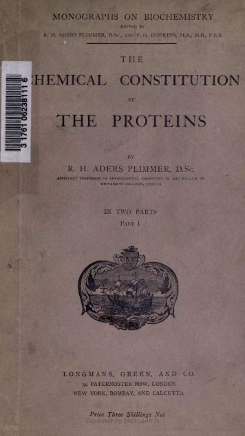 THE PROTEINS