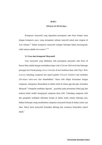 Chapter II.pdf - USU Institutional Repository - Universitas Sumatera ...