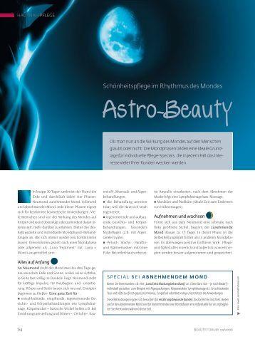 Astro-Beauty - Beauty Forum