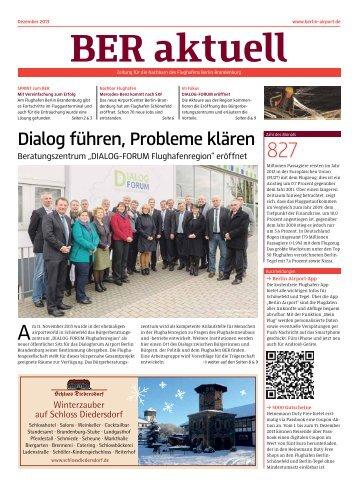 BER aktuell 12/2013