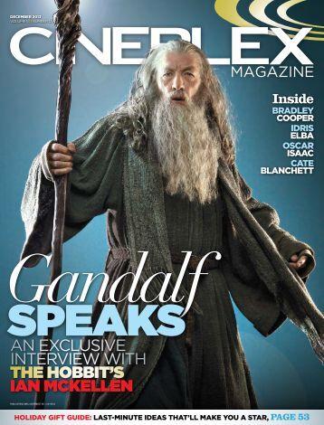 Cineplex Magazine December2013