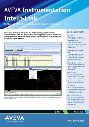 Instrumentation Intelli-Link