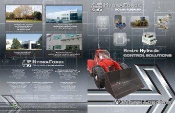 for Wheel Loaders - HydraForce