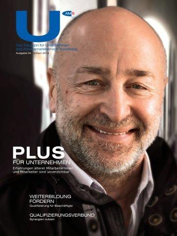 gelangen Sie zur aktuellen Ausgabe - Arbeitsmarktservice Österreich