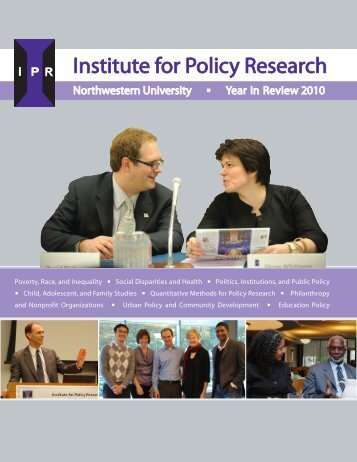 Social Disparities and Health - Institute for Policy Research ...