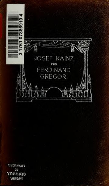 Josef Kainz