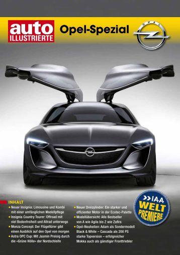 Opel-Spezial - Ruedi Tinner AG