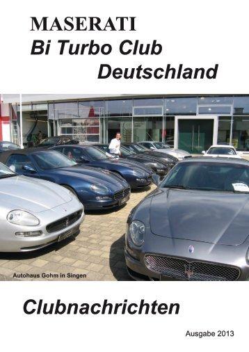 Komplettes Magazin download - BiTurbo Club Deutschland