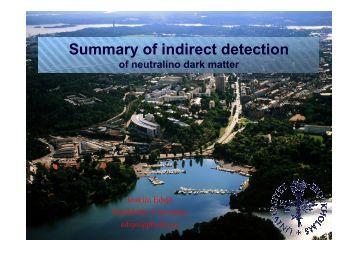 Direct detection
