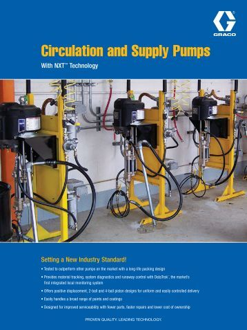 Circulation and Supply Pumps Brochure - Midway Industrial Supply