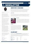 Haslemere Hockey Club August 2012 Newsletter (1.4m) - Grayshott - Page 2